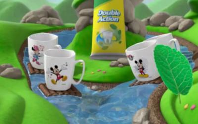 Darlie meets Disney