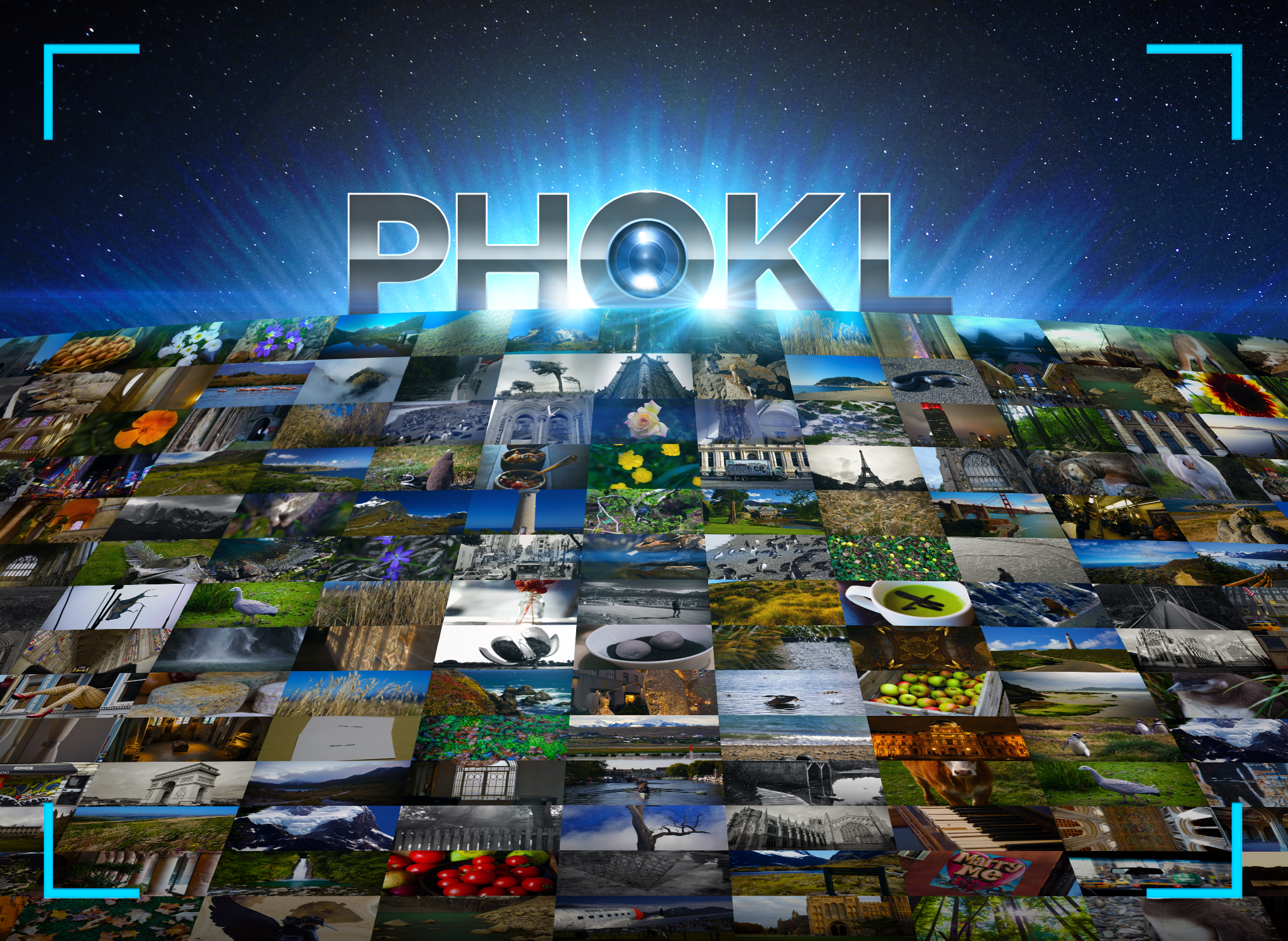 Phokl Splash Screen