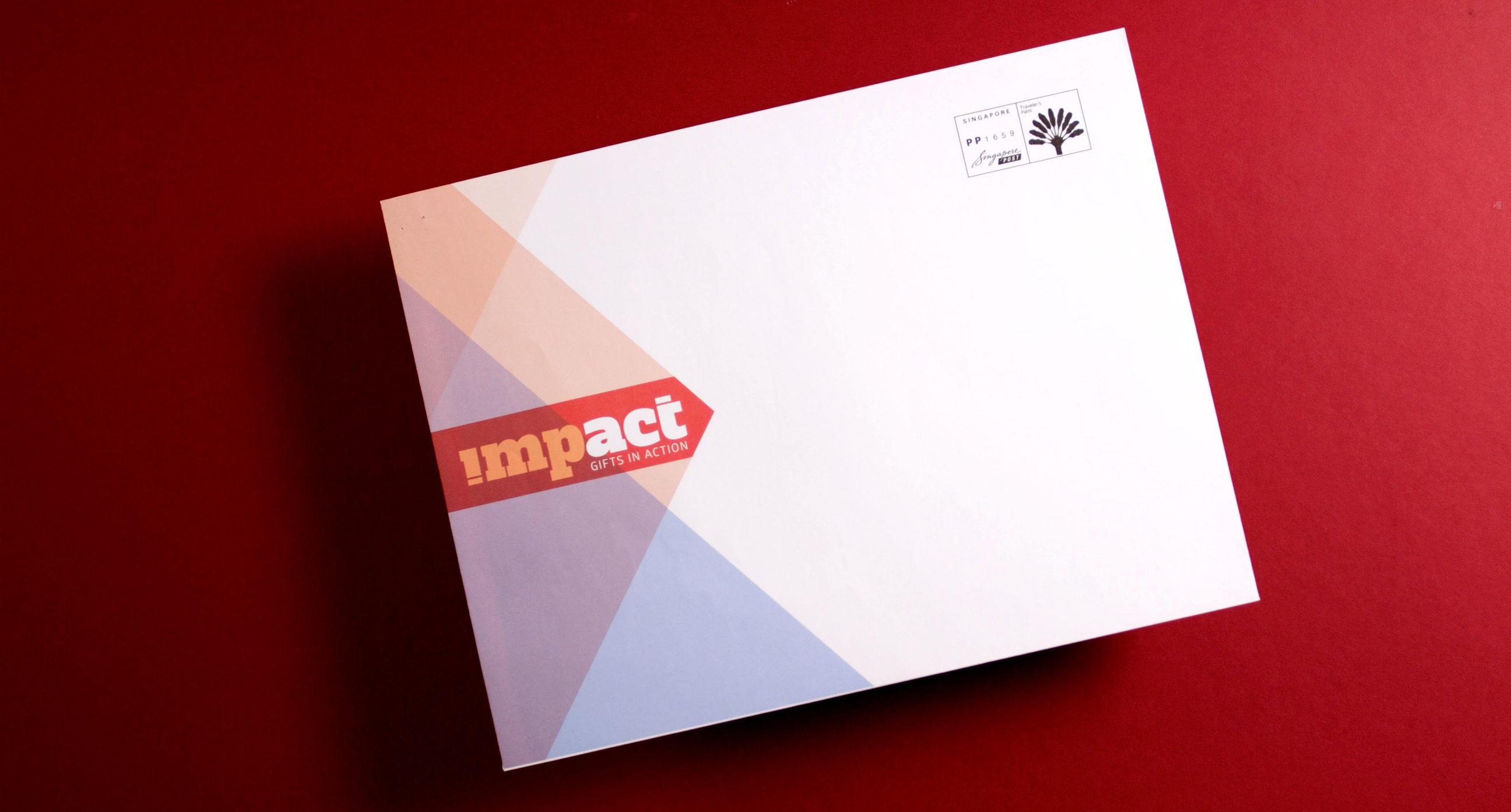 NTU Impact Envelope Front