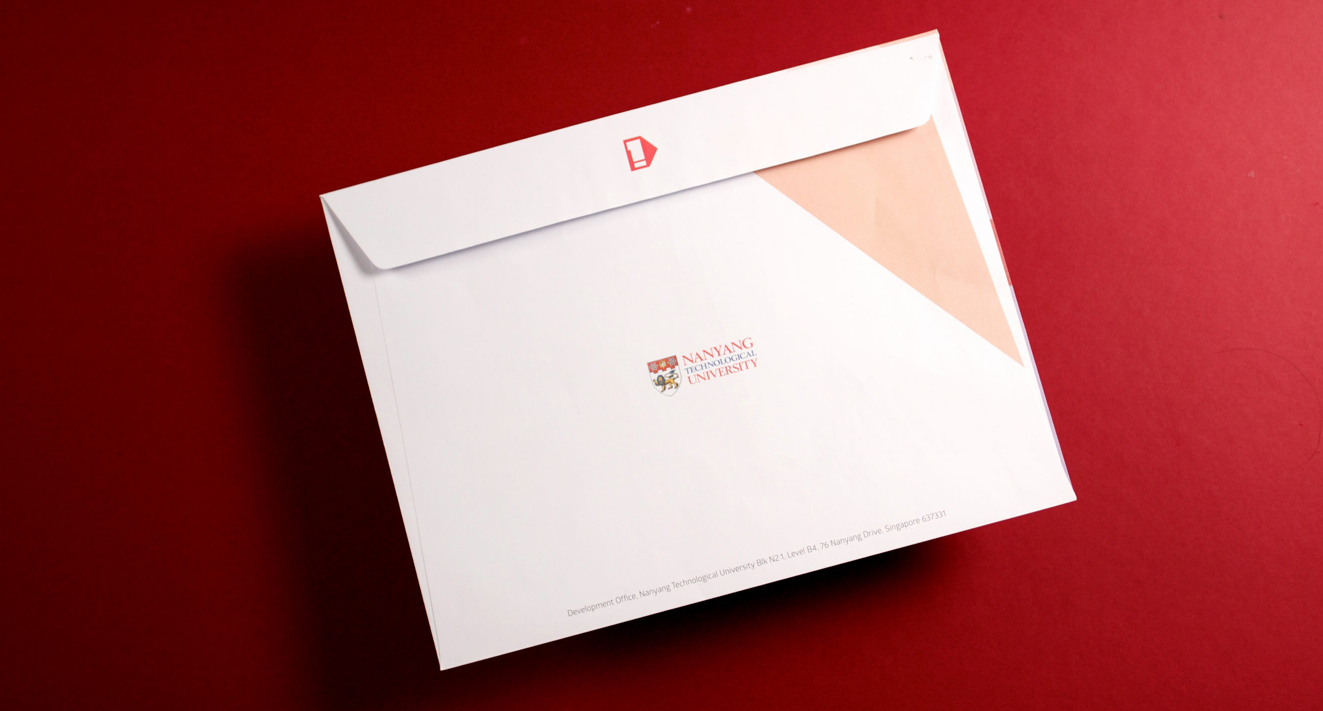 NTU Impact Envelope Back