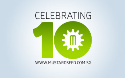 Introducing the all-new MustardSeed.com.sg