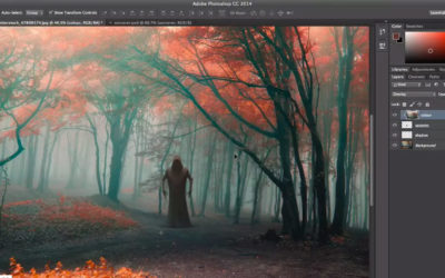 Tutorial: How to composite an illustration with a photo in Photoshop